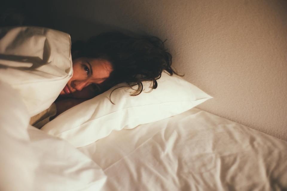 What's causing your middle of the night wakings? [Photo: Getty]