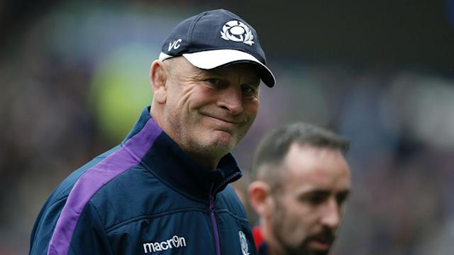 Gregor Townsend is primed to take over as Vern Cotter oversees his final Scotland game against Italy in the Six Nations.