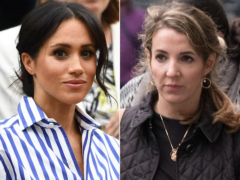 Luxembourg's Princess Tessy Defends Meghan Markle Against Criticism: 'No One Deserves That'