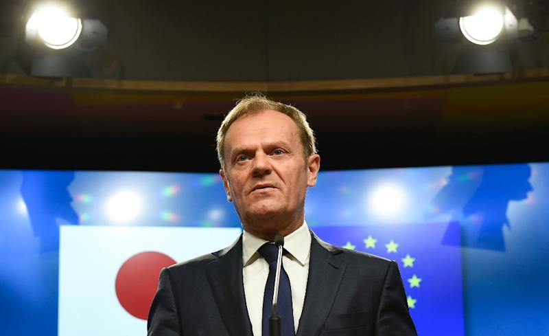 European Union signs 'historic' trade deal with Japan