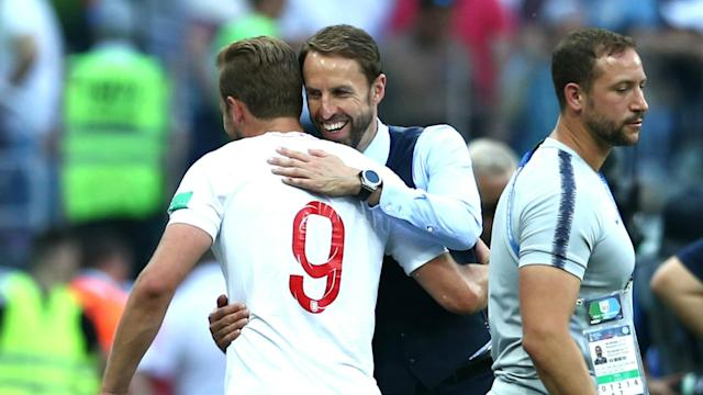 High standards: Gareth Southgate knows there is room for improvement for six-goal England