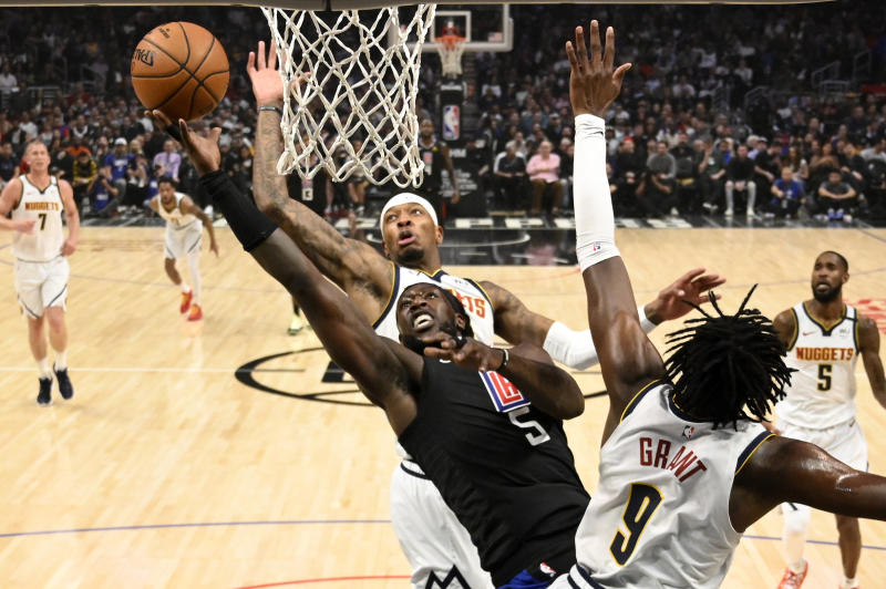DEP-BAS NUGGETS-CLIPPERS
