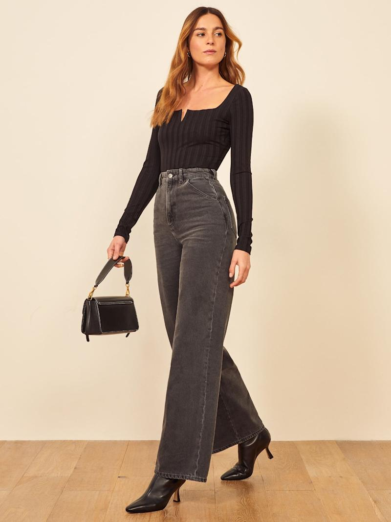 Jackie Ultra High Rise Wide Leg