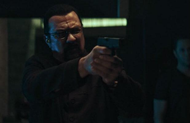 Johnny Messner, DMX and Steven Seagal Fill People With Bullets in 'Beyond the Law' Redband Trailer (Exclusive Video)