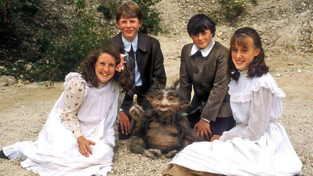 The BBC adaptation of Five Children and It aired in 1991. (BBC)