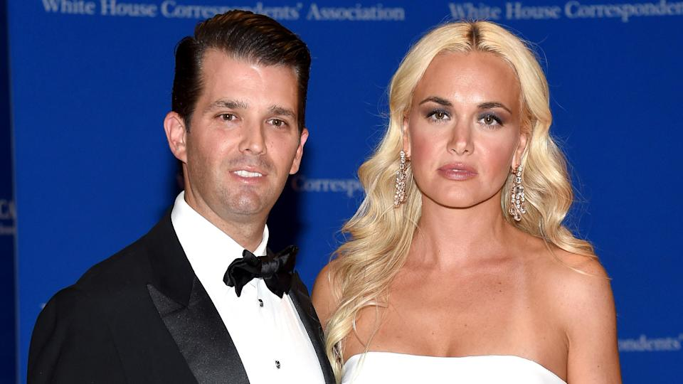 Vanessa Trump allegedly phoned Aubrey O'Day after she found out about the 2011 affair. (<span>Getty Images)</span>