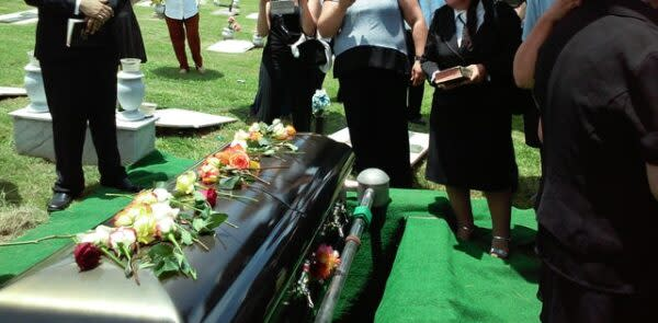 cost of a funeral in the Philippines - burial cost