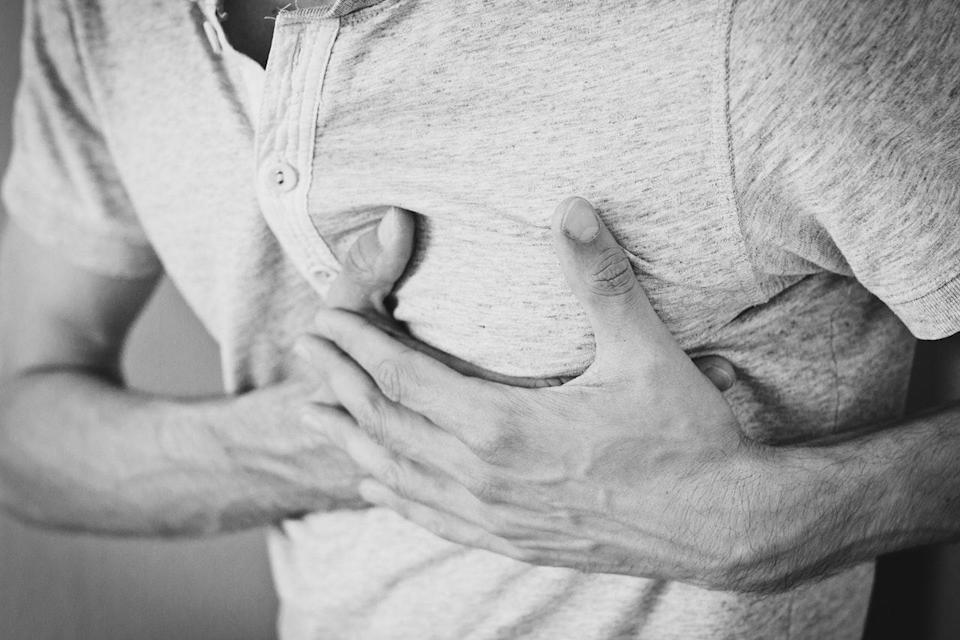 While not as common, men are still at risk from breast cancer [Photo: Freestocks.org via Pexels]