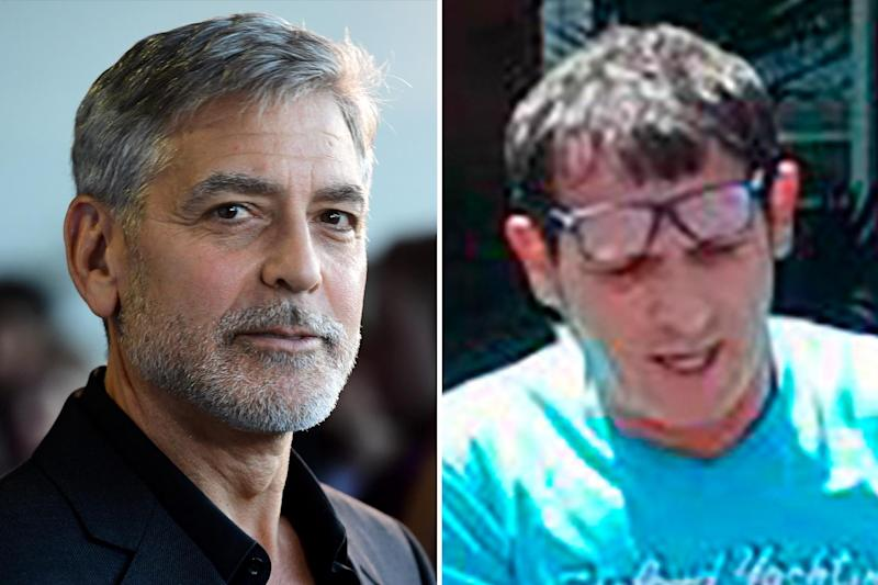 George Clooney impersonator arrested in Thailand after years on the run