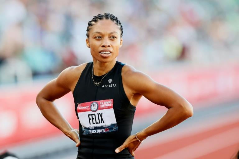 Allyson Felix could become the most decorated female track and field athlete in Olympic history in Tokyo