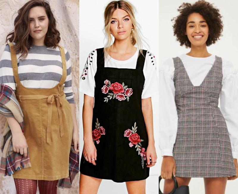 13 Jumper Dresses That Are Perfect For The Fall Season