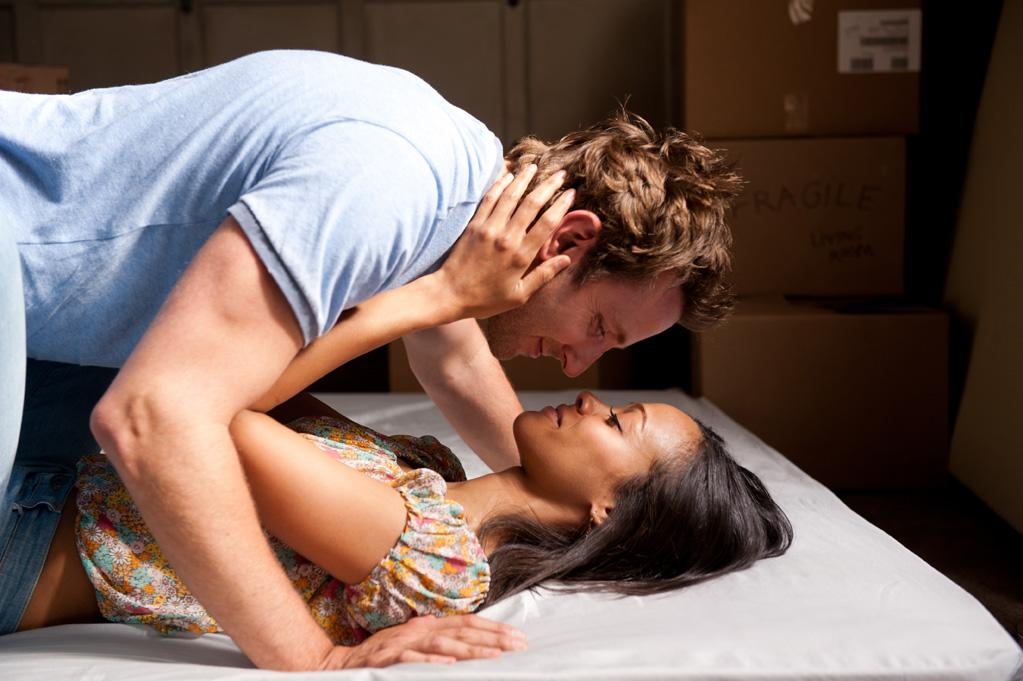 "Bradley Cooper and Zoe Saldana in CBS Films' ""The Words"" - 2012"