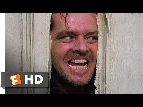 """<p>It is without a doubt the finest performance of Jack Nicholson's storied career. Never have those insane eyes and brows been put to better use than to illustrate Jack Torrance's slow descent into madness. There's a reason his line delivery of """"Here's Johnny"""" remains one of the best movie moments of all time. This is a movie where he can go from insane to casually sipping a cocktail with a ghost bartender within matter of moments. <em>—MM</em></p><p><a class=""""link rapid-noclick-resp"""" href=""""https://www.amazon.com/Shining-Jack-Nicholson/dp/B002VRNR1Y/ref=sr_1_2?dchild=1&keywords=the+shining&qid=1603417503&s=instant-video&sr=1-2&tag=syn-yahoo-20&ascsubtag=%5Bartid%7C10054.g.34360891%5Bsrc%7Cyahoo-us"""" rel=""""nofollow noopener"""" target=""""_blank"""" data-ylk=""""slk:Watch now"""">Watch now</a><br></p><p><a href=""""https://www.youtube.com/watch?v=WDpipB4yehk"""" rel=""""nofollow noopener"""" target=""""_blank"""" data-ylk=""""slk:See the original post on Youtube"""" class=""""link rapid-noclick-resp"""">See the original post on Youtube</a></p>"""