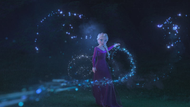 New 'Frozen 2' Trailer Teases More Magic and Sterling K. Brown