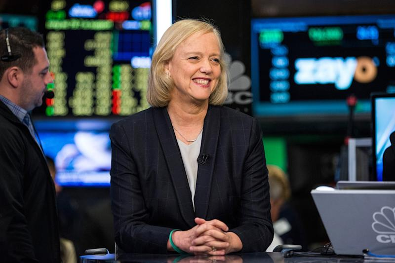 Meg Whitman Appointed CEO of Jeffrey Katzenberg's Mobile Media Startup NewTV