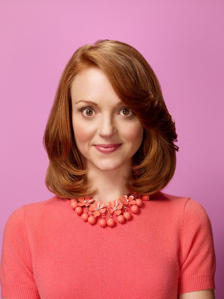 """Earlier this decade, Jayma Mays graduated from Radford University with a degree in performing arts. Since then, the adorable redhead's career has skyrocketed, and for the past five years, she has made numerous appearances in plenty of high-profile shows including: <a href=""""/baselineshow/4718337"""">""""Six Feet Under,""""</a> <a href=""""/baselineshow/4798998"""">""""Entourage,""""</a> <a href=""""/baselineshow/4768044"""">""""How I Met Your Mother,""""</a> <a href=""""/baselineshow/4796054"""">""""Heroes""""</a> (as Masi Oka's love interest, Charlie), and """"Ugly Betty"""" (as Betty nemesis, who also happened to be named Charlie). This go-round finds Jayma back in high school as Emma Pillsbury, a teacher/germaphobe who agrees to help restore the club in exchange for spending an unhealthy amount of time with her married co-worker/Glee Club sponsor, Will Schuester. Glee"""