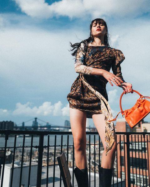 "<p>Natalie, who's Chinese, Spanish, and Mexican, definitely has an ogle-worthy wardrobe based on her snaps. She's modeled since the age of 15 and runs the popular blog Natalie Off Duty (the same name as her handle, ofc).</p><p><a href=""https://www.instagram.com/p/CCn91TVJ9-F"" rel=""nofollow noopener"" target=""_blank"" data-ylk=""slk:See the original post on Instagram"" class=""link rapid-noclick-resp"">See the original post on Instagram</a></p>"