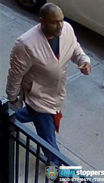 PHOTO: The New York City Police Department arrested a man who was allegedly caught on surveillance video attacking a 65-year-old Asian American woman in Midtown Manhattan on March 29, 2021. (NYPD)