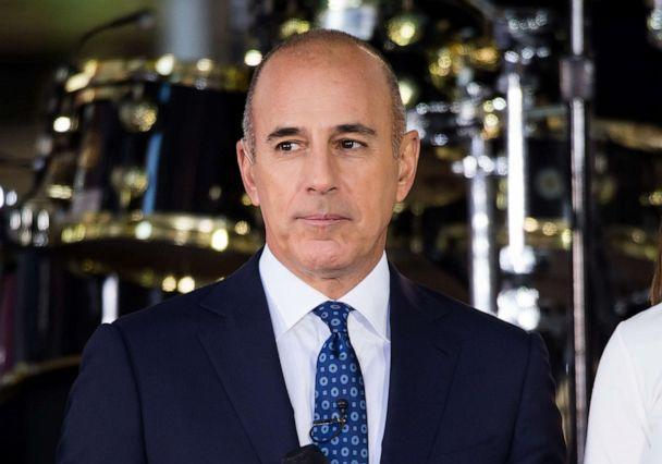 PHOTO: Matt Lauer attends NBC's 'Today' at Rockefeller Plaza, Sept. 29, 2017, in New York City. (Noam Galai/WireImage/Getty Images, FILE)