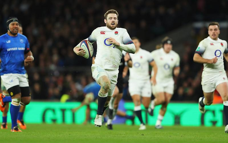 Elliot Daly will miss the tournament with an ankle injury - Getty Images Europe