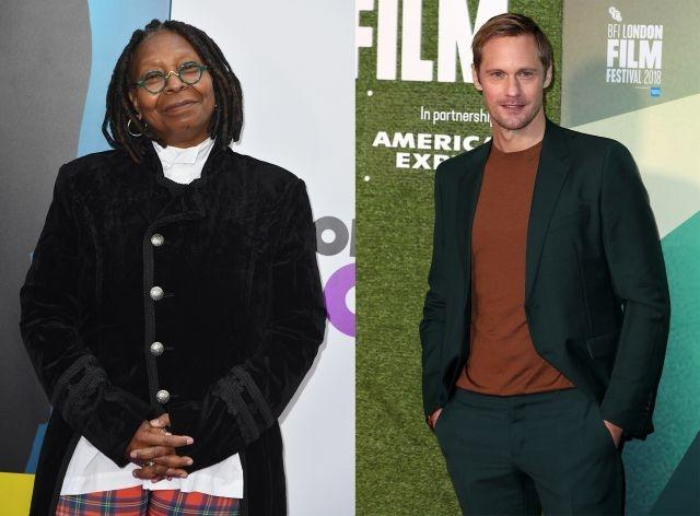 Whoopi Goldberg and Alexander Skarsgård to join cast of 'The Stand'
