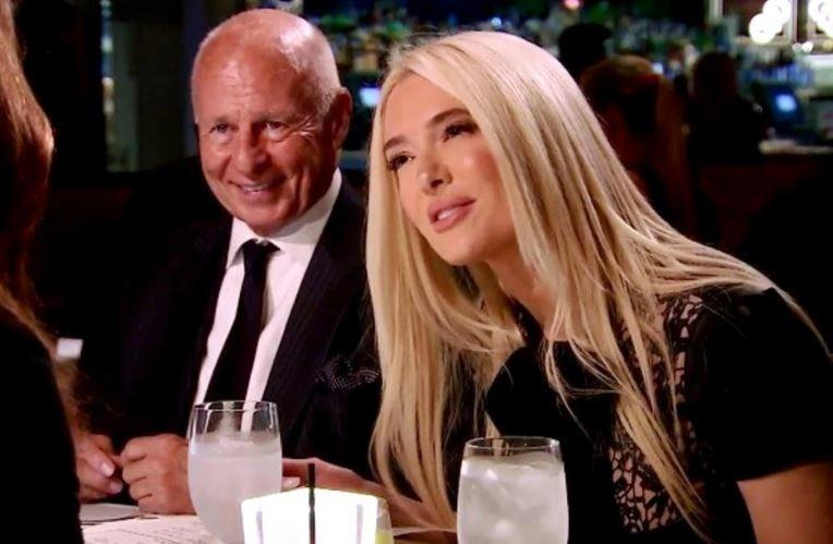 """Tom and Erika Girardi on """"Real Housewives of Beverly Hills"""""""