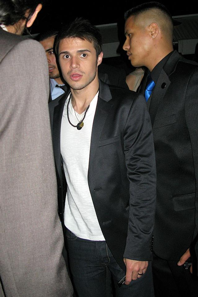 "After winning ""American Idol,"" Kris Allen partied the night away at the Mondrian Hotel in West Hollywood, California. Turner/<a href=""http://www.splashnewsonline.com/"" target=""new"">Splash News</a> - May 21, 2009"