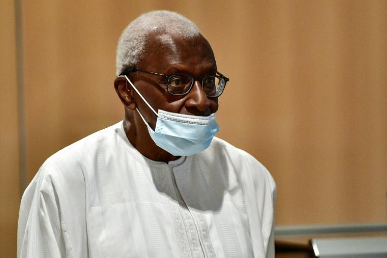 Former athletics chief Diack found guilty of doping cover-up