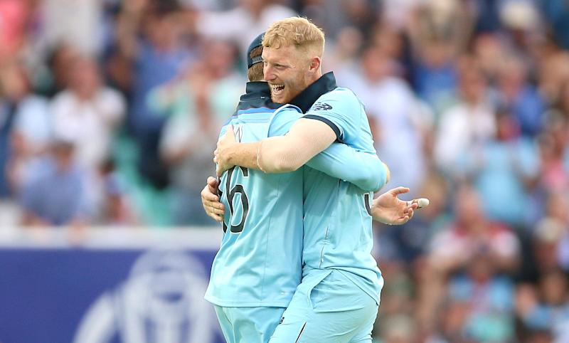 Morgan hails impact of Stokes catch on England support
