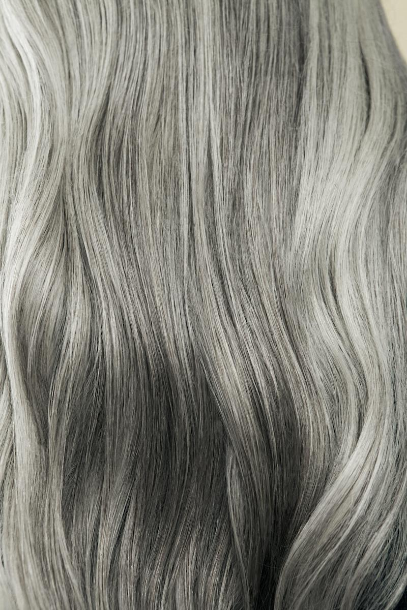Embrace Your Gray Hair