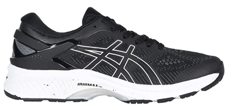 These comfy sneakers offer excellent support. (Photo: Zappos)