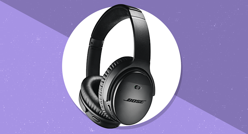 Save a whopping $150 on one of the best noise-canceling headphones available. (Photo: Bose)