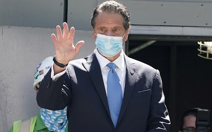 Mr Cuomo, a Democrat, said he could not support greater taxes on the ultra-wealthy as rich people already have one foot out of New York City and he fears they will leave for good if their taxes go up. - Reuters