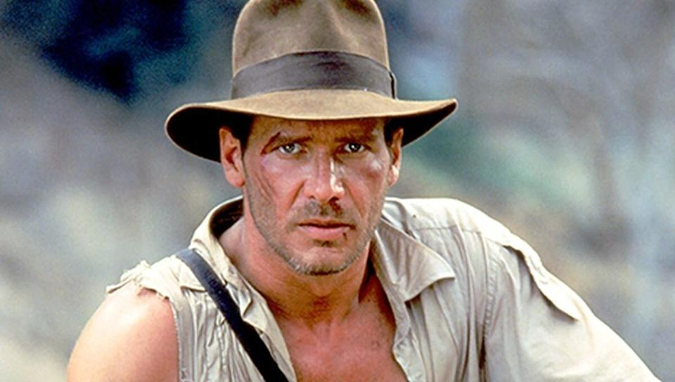 Ford as Indiana Jones (Credit: Paramount)