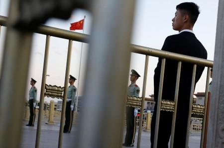 Taiwan urges China to 'repent' for Tiananmen, China paper says event
