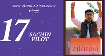 Sachin Rajesh Pilot (born 7 September, 1977) <br>Indian Politician