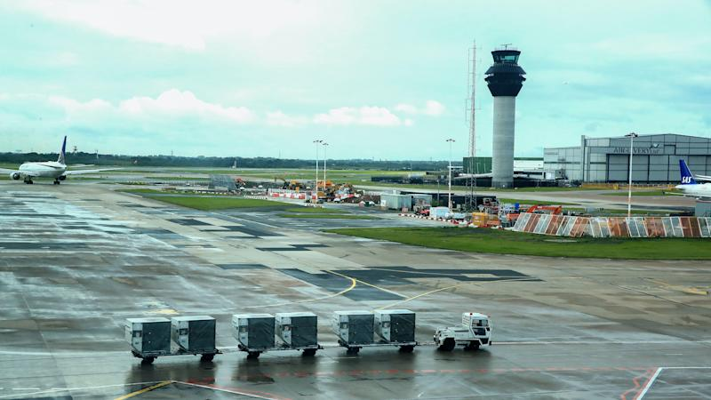 Manchester Airport closes terminal a month after re-opening