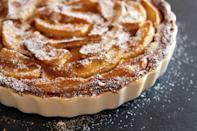 """<p>There's no need to seek out <a href=""""https://www.thedailymeal.com/cook/americas-best-apple-pies?referrer=yahoo&category=beauty_food&include_utm=1&utm_medium=referral&utm_source=yahoo&utm_campaign=feed"""" rel=""""nofollow noopener"""" target=""""_blank"""" data-ylk=""""slk:the best apple pies in America"""" class=""""link rapid-noclick-resp"""">the best apple pies in America</a> when you can just be like New Jersey residents and Google how to make tarte tatin.</p>"""