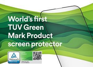 Eco PRTX from BodyGuardz is the first Green Mark Product certified screen protector.
