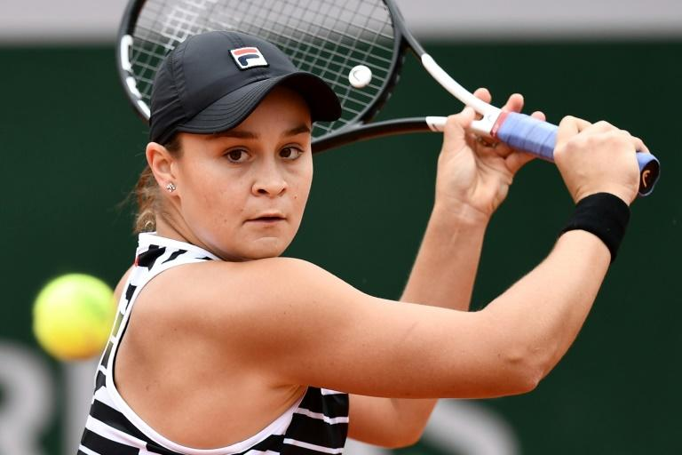 Barty wants virus-stranded coach back for Australian Open build-up