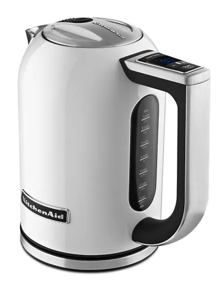 Variable Temperature Electric Kettle. Image via Hudson's Bay.