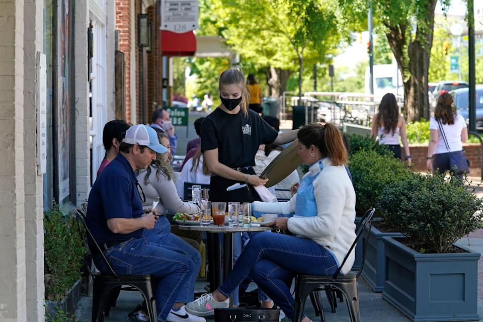 NerdWallet Millennial Money Mixed Income Friendships (Copyright 2021 The Associated Press. All rights reserved)