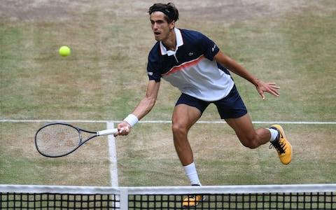 <span>Murray will need some time to practice with his Wimbledon partner&nbsp;Pierre-Hugues Herbert</span> <span>Credit: Getty images </span>