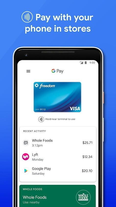 best wear os apps googlepay3