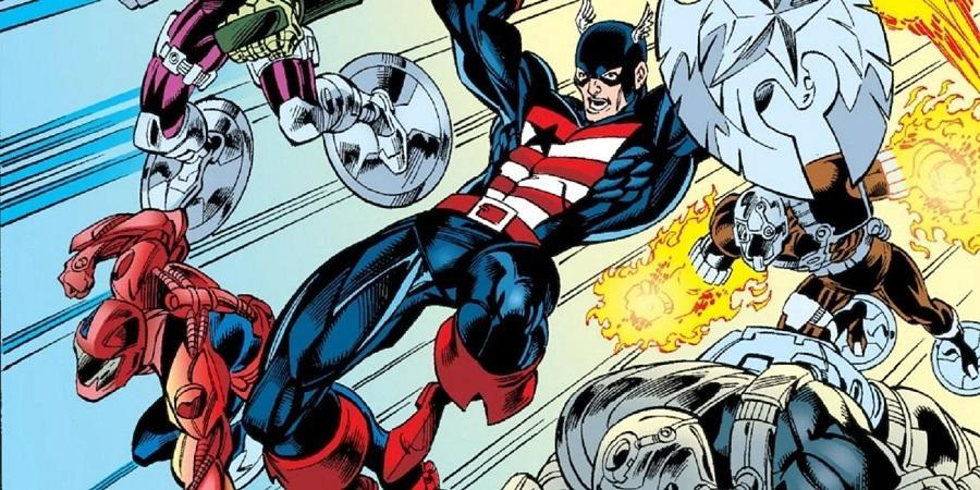 The former Captain America became a mainstay of the Marvel Universe as U.S. Agent.