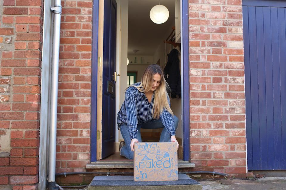 <p>The doorstep delivery firm is pursuing US growth as it sees demand rise during the pandemic </p> (Naked Wines)