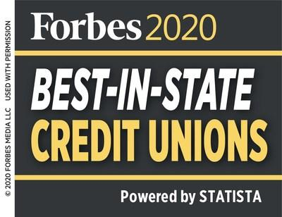 FIRST COMMONWEALTH FEDERAL CREDIT UNION NAMED FORBES' #1 PENNSYLVANIA BEST-IN-STATE CREDIT UNION AND ONE OF AMERICA'S BEST CREDIT UNIONS FOR SECOND STRAIGHT YEAR