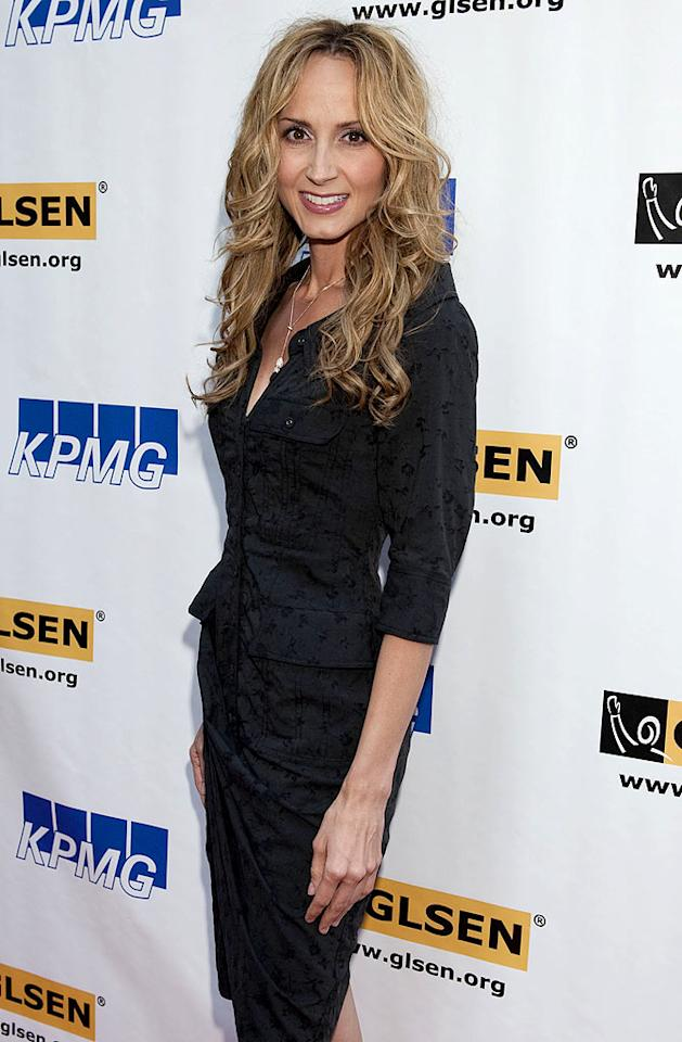 "Nashville crooner Chely Wright revealed she's a lesbian in May while promoting her memoir <i>Like Me</i>. ""I may lose my career in country music, that will break my heart, but it's OK,"" she told ""Access Hollywood."" ""I have a lot of different pieces of my heart that matter and that's what I've come to learn."" Eugene Gologursky/<a href=""http://www.wireimage.com"" target=""new"">WireImage.com</a> - May 24, 2010"