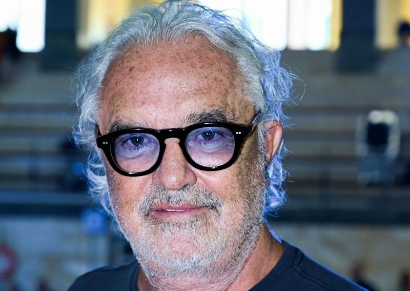 MILAN, ITALY - SEPTEMBER 17: Flavio Briatore attends the Benetton fashion show during the Milan Fashion Week Spring/Summer 2020 on September 17, 2019 in Milan, Italy. (Photo by Pietro D'Aprano/Getty Images) (Photo: Pietro S. D'Aprano via Getty Images)
