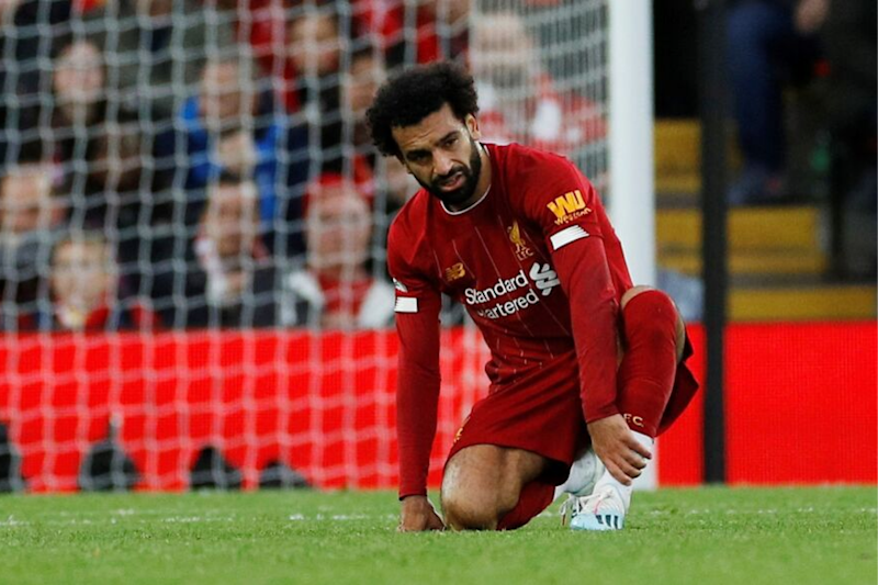 Manchester United vs Liverpool: Salah Out Injured but Alisson Returns, De Gea Fit to Start